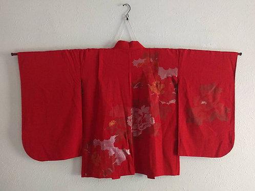 Antique Haori For Kimono