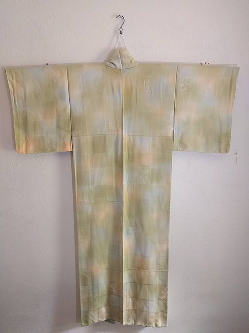Japanese Kimono Iromuji