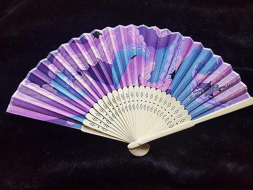 tentacle folding fan