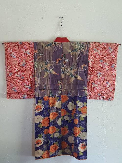 Antique Juban For Kimono