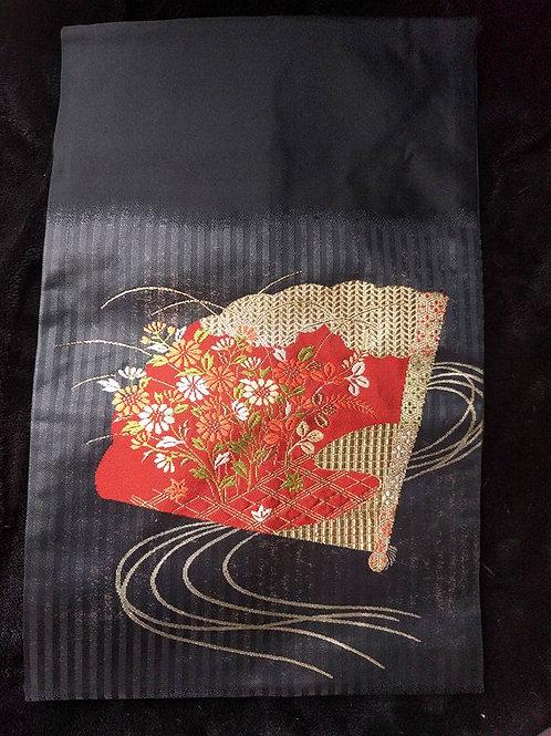 Black Nagoya Obi