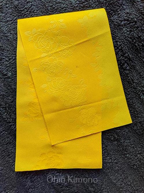 hanhaba obi yellow