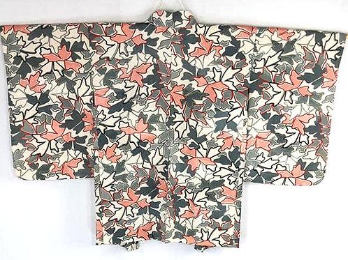 vintage women's haori coat