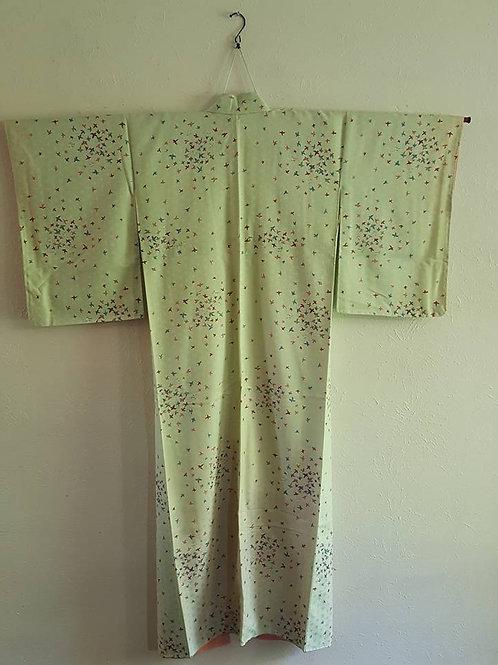 Mint Japanese Kimono
