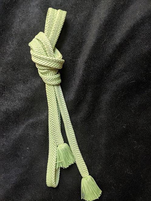 Pastel Green Obijime