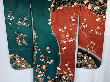NEW This Week: Kimono & Furisode