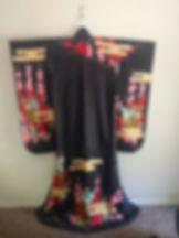 Bridal Japanese Kimono