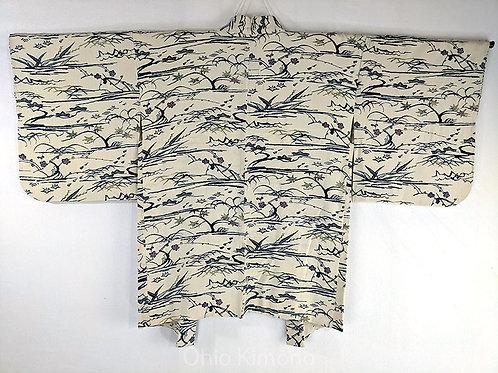 vintage haori coat