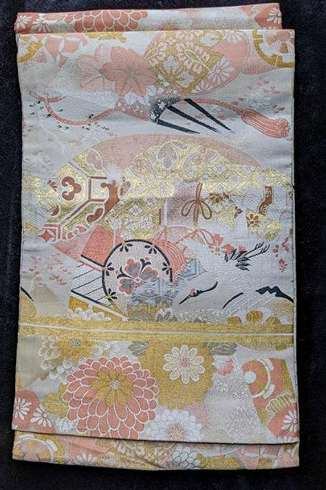 maru obi for kimono