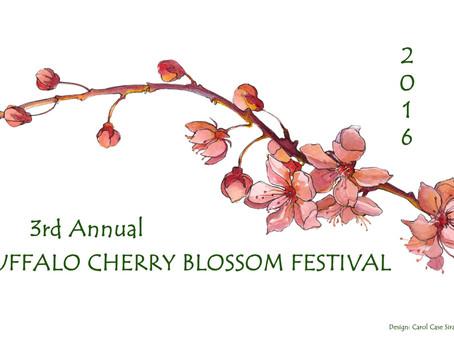 Buffalo Cherry Blossom Festival 2016