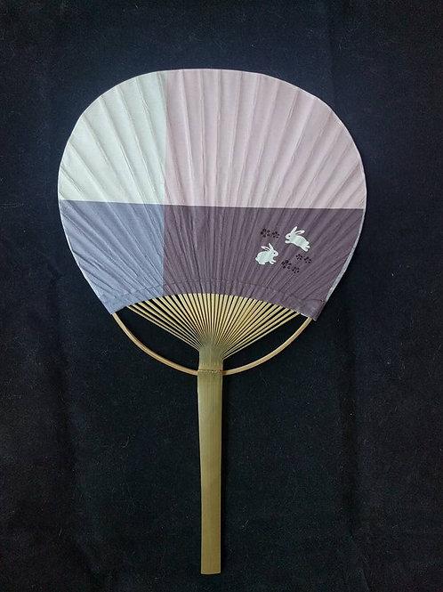 Bunny Paddle Fan