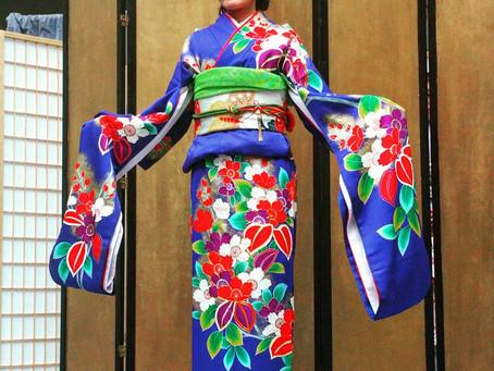 Kimono Fashion Show @ Detroit Tea And Coffee Festival