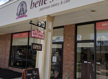 Japanese Bakery In Columbus, Ohio! Your perfect mini travel destination for Japanese culture.