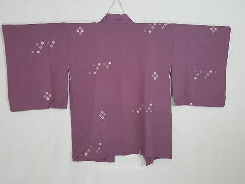 purple haori