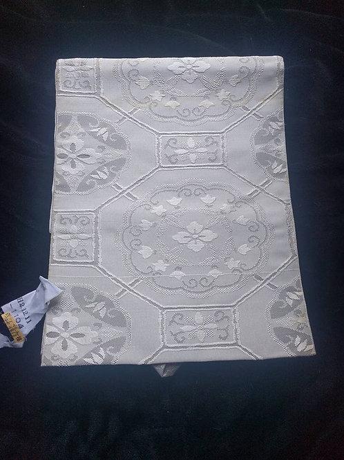 White Nagoya Obi