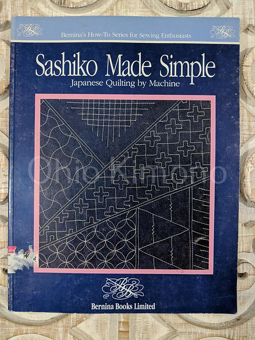 Sashiko Made Easy