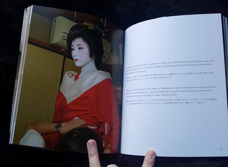 Now A Geisha: Book Review