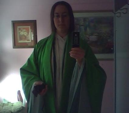 Japanese Kimono Cosplay