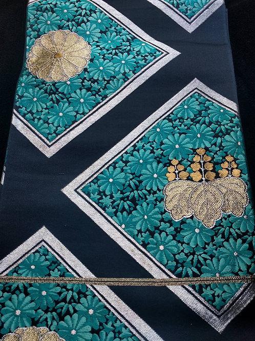 Formal Obi For Japanese Kimono