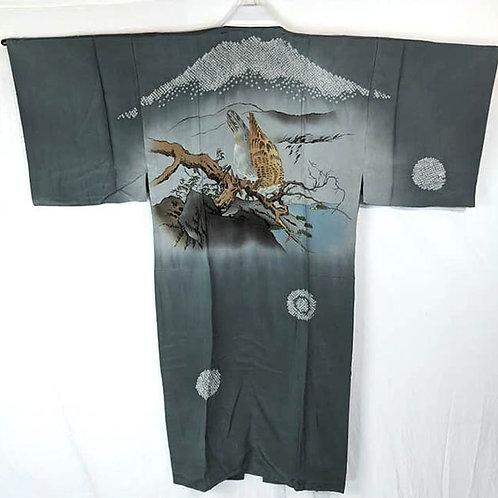 juban for mens kimono