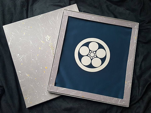 Teal Fukusa / Kobukusa