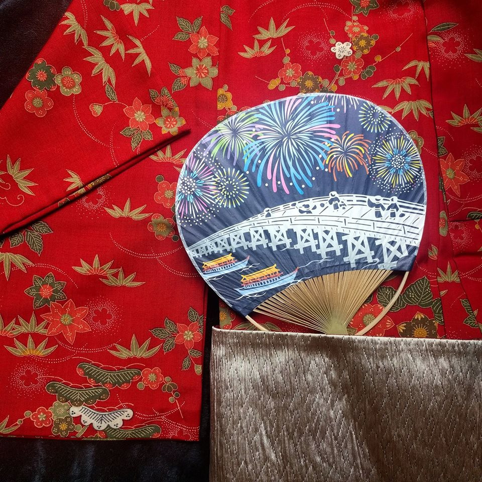 Japanese Kimono Coordination For Sale Online