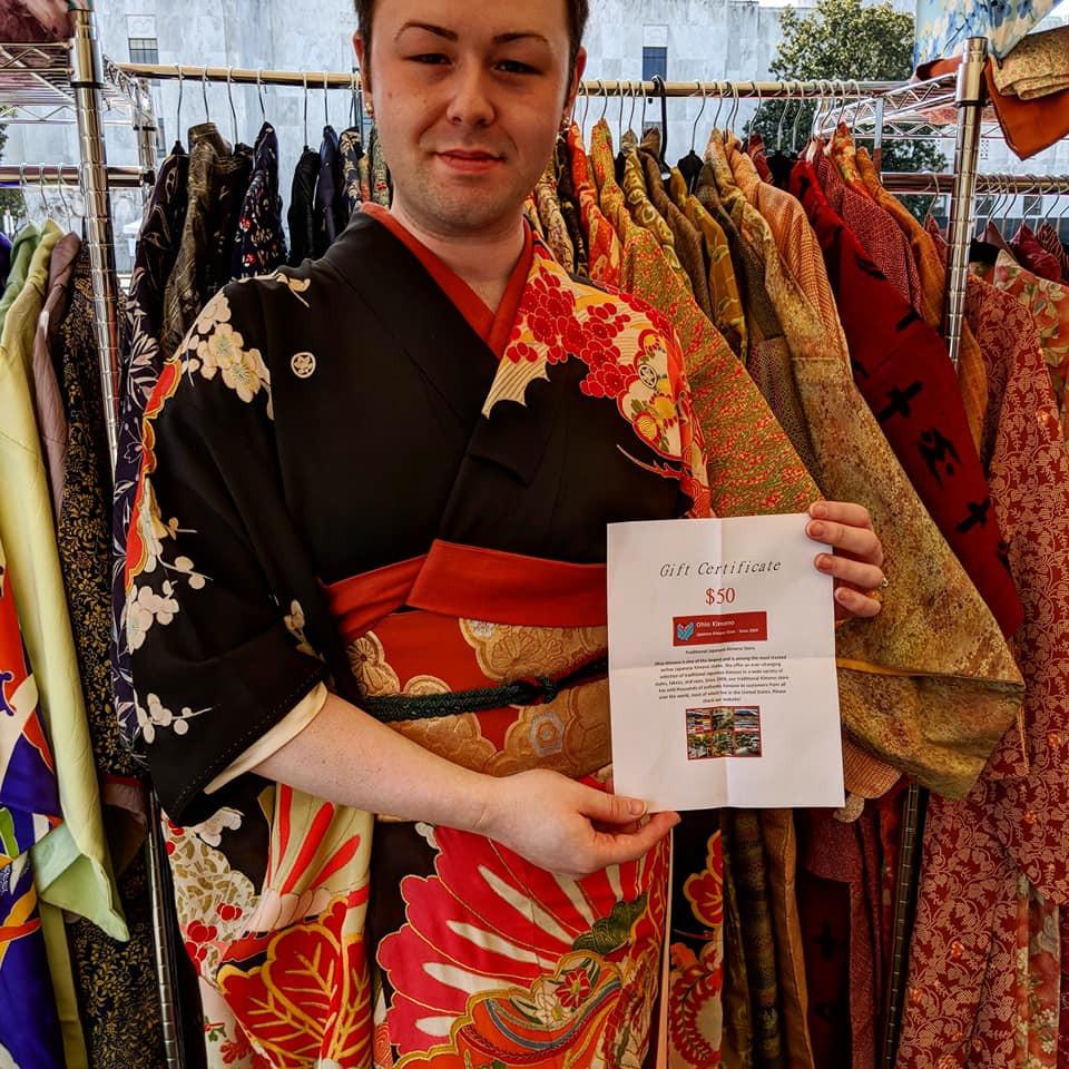 Kimono Contest