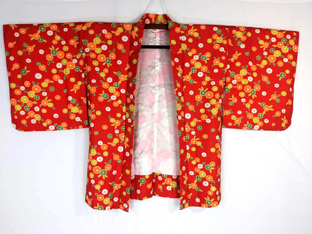New HAORI added this week! Save 10%