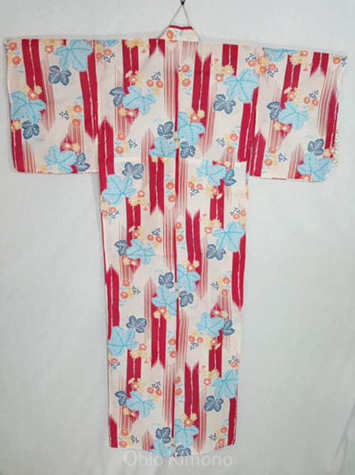 cotton yukata