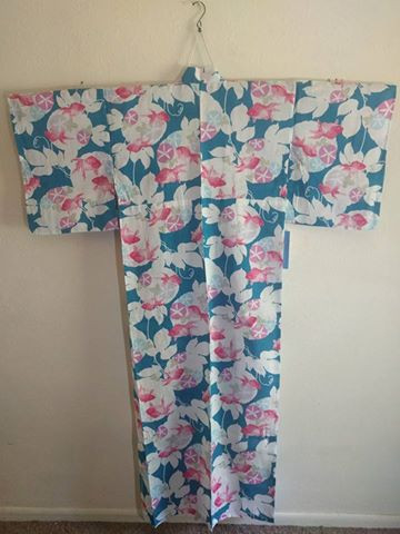 Brand New Yukata For Sale Goldfish