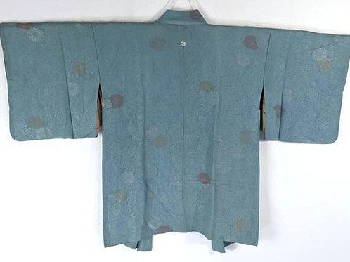 vintage blue haori