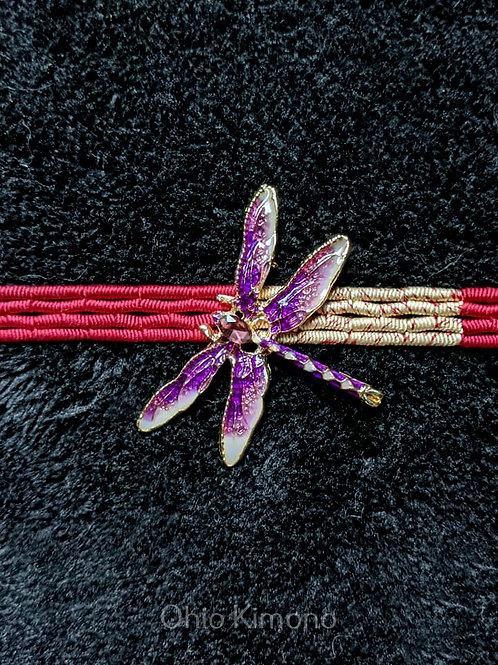Purple & Gold Obidome