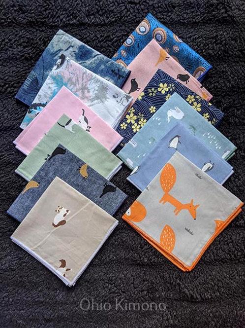 Kimono Handkerchief