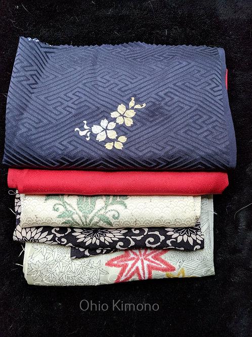 japanese kimono upcycle