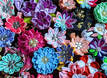 Get up to $30 in free kanzashi!