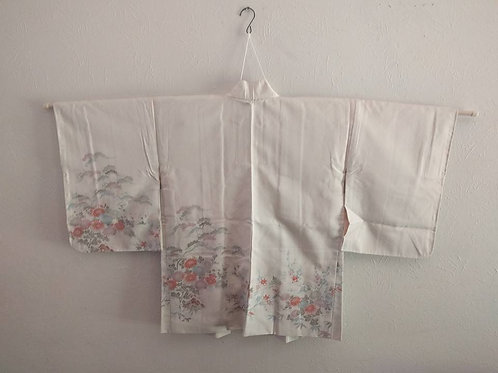 Antique Off White Haori