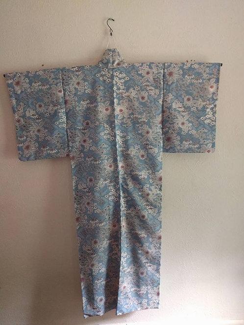 Buy Blue Japanese Kimono Online