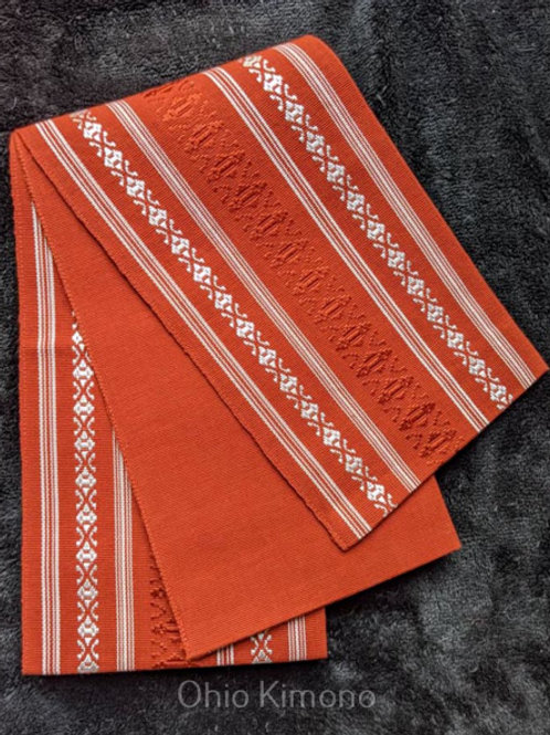 orange hanhaba obi