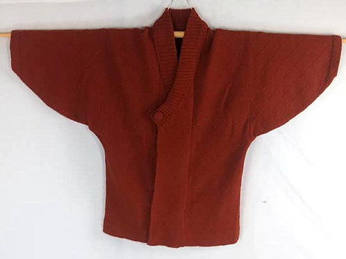 knit kimono coat