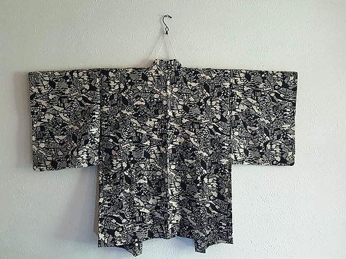 Womens Haori Kimono Coat