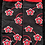 Thumbnail: Black & Red Tabi Socks