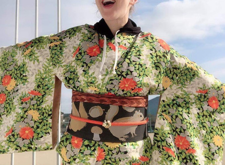 Kimono Fashion For When Its Cold