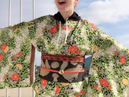 Kimono Fashion For When Its Cold