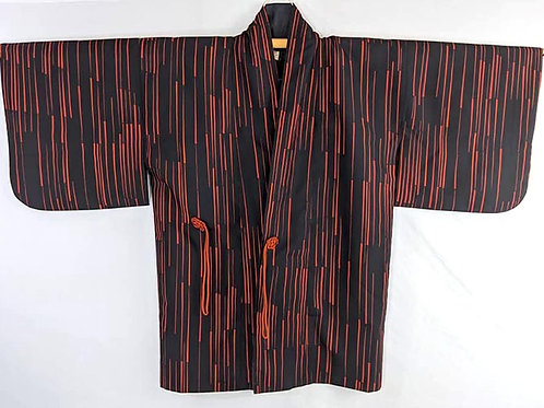 black Dochiugi coat