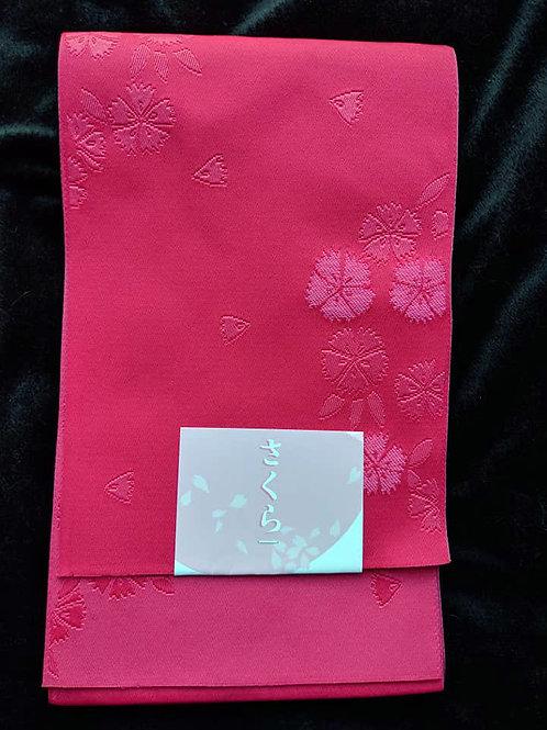 Bubblegum Pink Hanhaba Obi
