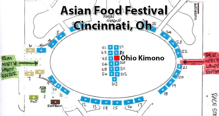 Asian Food Festival Cincinnati Ohio