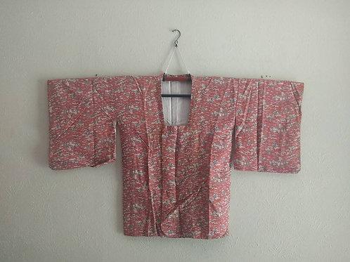 Michiyuki Kimono Coat