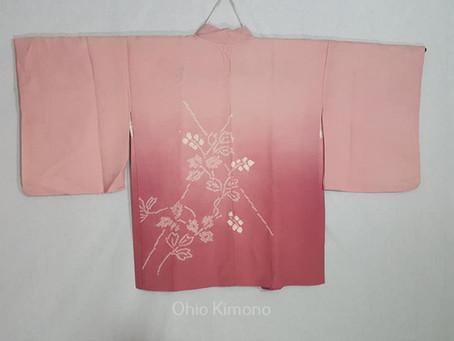 NEW Kimono Additions!