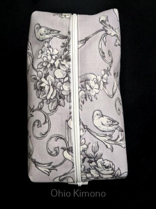 japanese kimono kitsuke bag