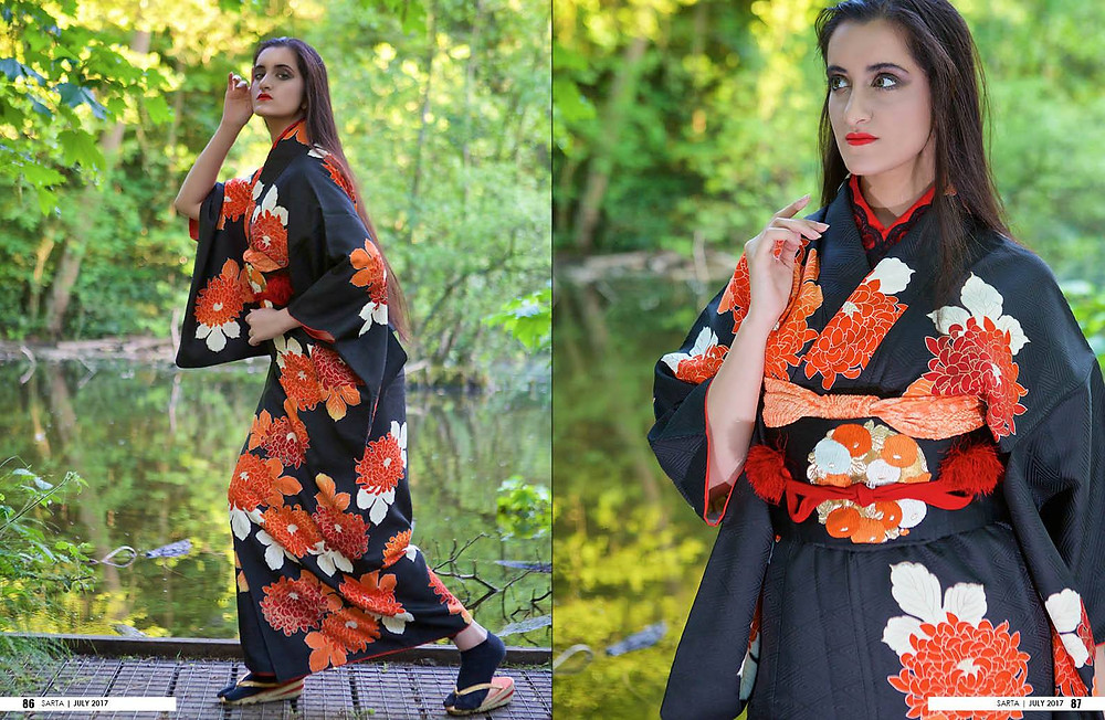 Kimono Stylist